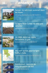 L'Antenne SMECI - screenshot