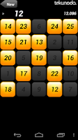 Screenshot of Touch the Numbers for Android