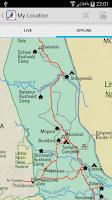 Screenshot of Sasol eBirds: Kruger Park