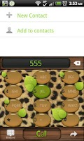 Screenshot of GO CONTACTS - Jungle Cheetah