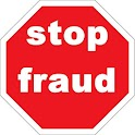 stop fraud icon