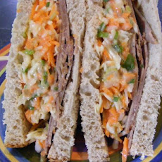 Roast Beef & Coleslaw on Rye (21 Day Wonder Diet: Day 3 )