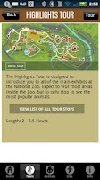 Screenshot of Smithsonian's National Zoo