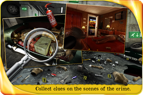 Profiler - Hidden Object FULL - screenshot