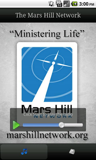 The Mars Hill Network