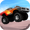 Monster Car Stunts APK for Bluestacks