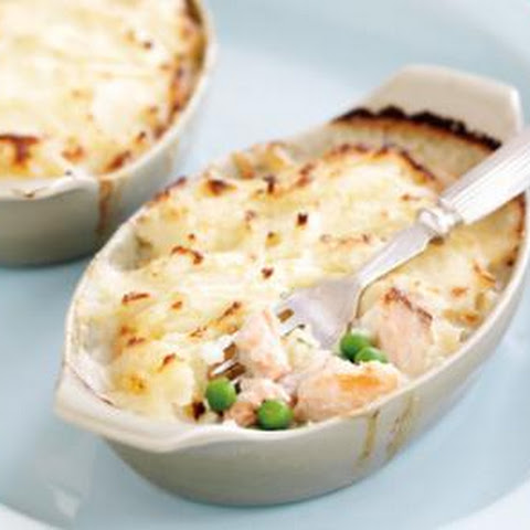 Creamy Fish And Fennel Pot Pies