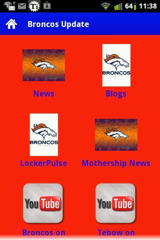 Broncos Update