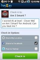 Screenshot of Am I Smart?