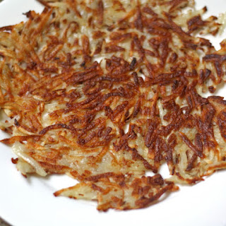 Crispy, Crunchy, Golden Shredded Hash Browns