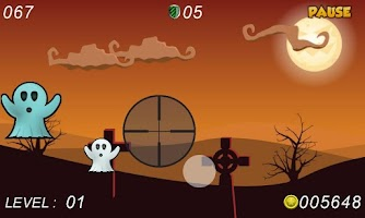 Screenshot of Ghost Hunting Halloween Shoot