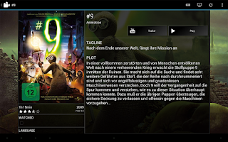 Screenshot of HomeMedia LITE
