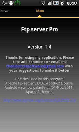 【免費工具App】Ftp Server Pro TV-APP點子