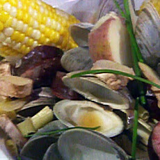 Stovetop Thai-Inspired Clamboil
