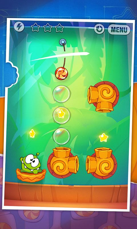 Cut the Rope: Experiments HD Screenshot 6