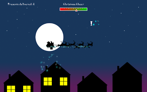 Santa's Present Dash - screenshot