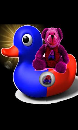 Kindergarten Duck Teddy ABC P