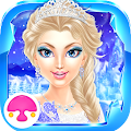 Free Download Frozen Ice Queen Salon APK for Samsung