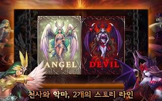 Screenshot of 풀버전무료★디펜스 천사와악마