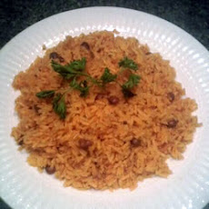 Easy Arroz con Gandules