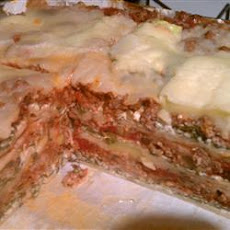 Lori's Spicy Chipotle Lasagna