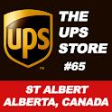 UPS Store 65 St Albert Alberta icon