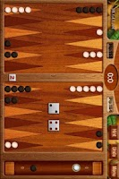 Screenshot of Backgammon Deluxe