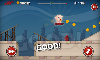 Screenshot of Baby Skater
