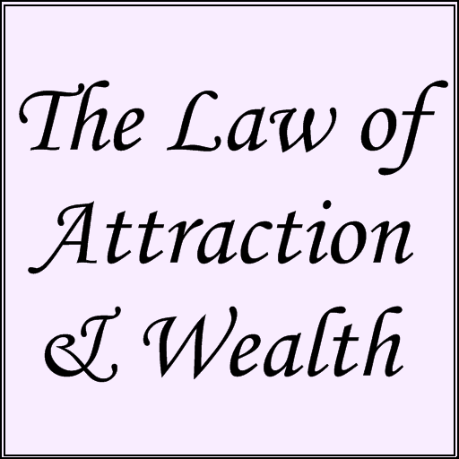 The Law of Attraction & Wealth 書籍 App LOGO-APP試玩