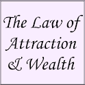 The Law of Attraction & Wealth icon