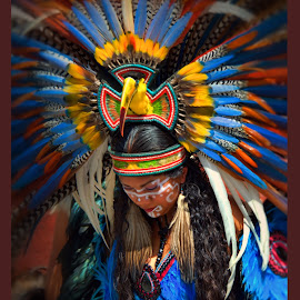 fiesta, mexico by Jim Knoch - People Musicians & Entertainers
