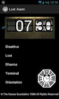 Screenshot of Lost Alarm