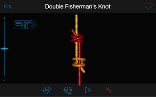 Screenshot of Knots 3D