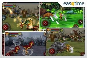 Screenshot of Dragon Chaser