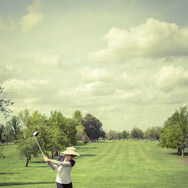 by Vlad RudyShin - Sports & Fitness Golf