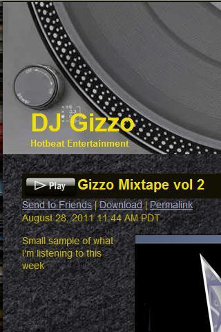 DJ Gizzo