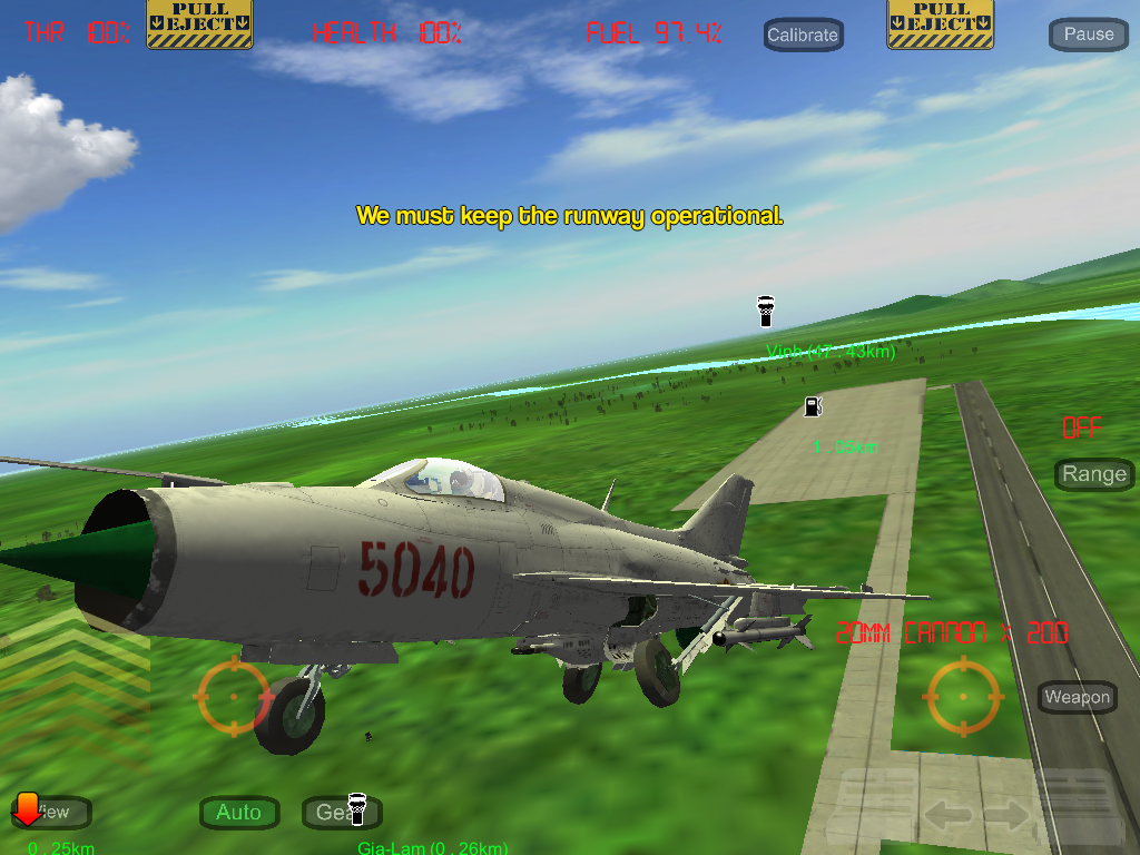 Gunship III Vietnam People AF Screenshot 5