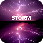 Storm HD Wallpaper APK Image