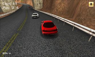 Screenshot of Speed Blade - Racing Game