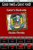 Screenshot of Gators Dockside Ocoee
