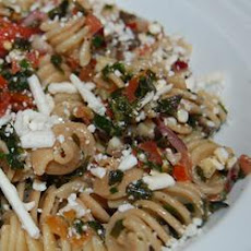 Fire and Ice Pasta