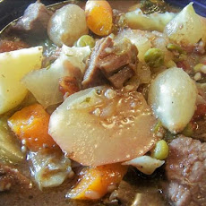 Yummy Slow Cooker Beef Stew