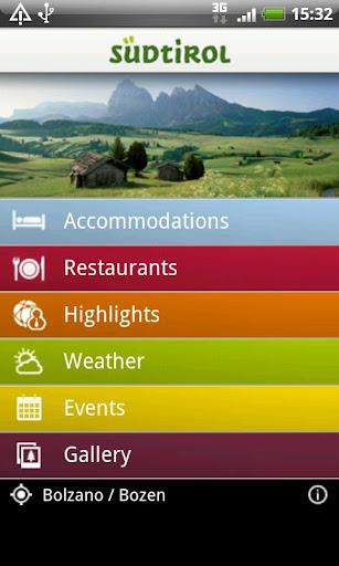 South Tyrol Südtirol Guide