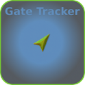 Gps Tracker Gate icon