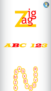 ZigZag: Sequence ABC & 123 - screenshot