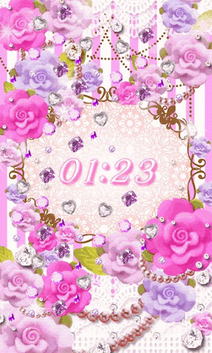 Sweet Rose ライブ壁紙