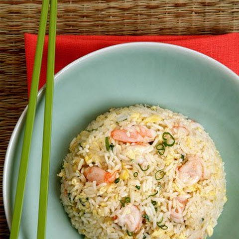 Egg Foo Young Fried Rice