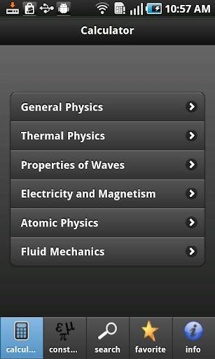 iPhysicsCalc