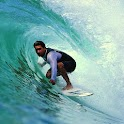 Surfing videos icon