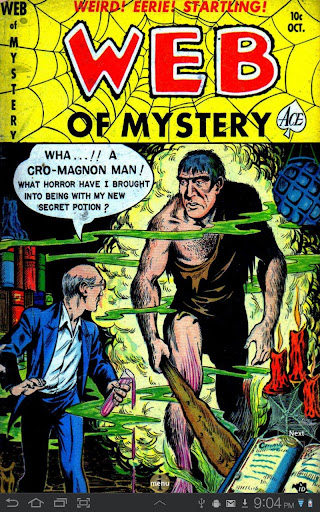 Web of Mystery 5
